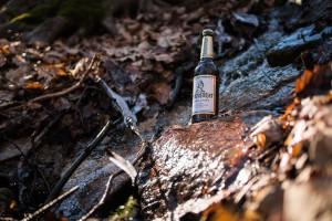 Ur-Krostitzer genießt die ersten Frühlingstage an der frischen Luft und im kühlenden Nass! Ein schöner Tag im Wald & spritzig, frisches Bier. Waldpark Weißenborn, Zwickau. - Saphira