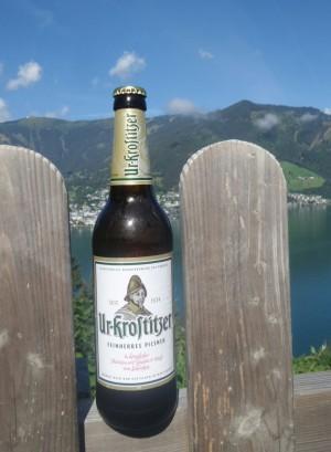Uri - Immer die Richtige Erfrischung, wenn wir Wandern sind, selbst in Zell am See (Österreich). Eine schöne Wanderung mit Freunden. In Zell am See (Österreich). - Thorsten