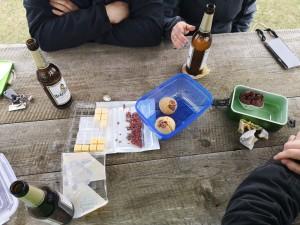 Typischer Sonntag! Wanderung mit Freunden samt idylischen Picknick! Ausgleich zum Alltag. Nähe Schmorsdorf in Sachsen. - Stefan