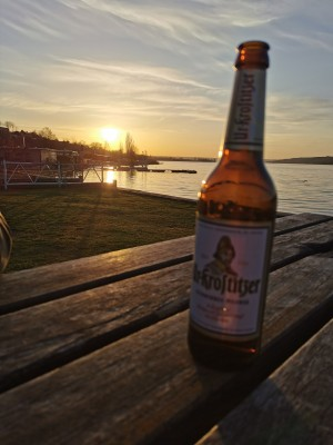 Feierabend-Bier. - Stephan