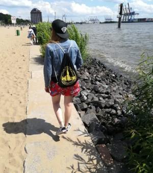Wahre Helden am Strand - Sabrina S.